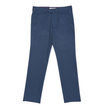 Formal Cotton Suit Pant - Navy