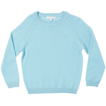 Boy Cashmere Sweater - Mint