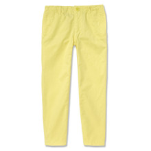FASHION CHINO - YELLOW