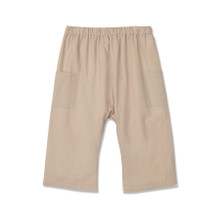 COMFY PULL ON TROUSERS - BEIGE