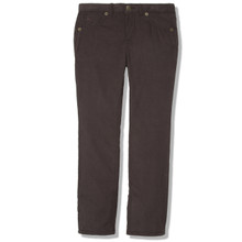 SOFT CORD TROUSER - CHOCOLATE