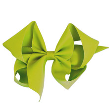 Large Heritage Bow - Chartreuse