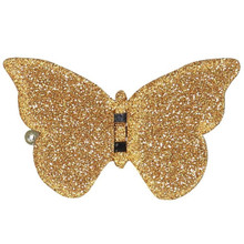 Butterfly Hair Clip - Gold