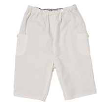 Baby Cord Pull-On Pants - Off White