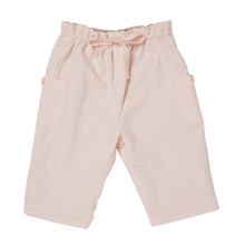 Baby Cord Pull-On Trousers - Pale Pink