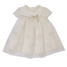 Mini Ivory Princess Dress