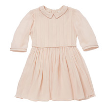 Silk Dress - Pale Pink