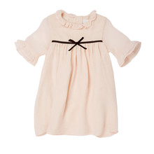 Mini Princess Dress - Pale Pink
