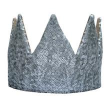 Crown - Matte Silver