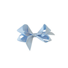 Medium Heritage Bow - Light Blue