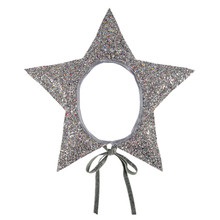 Sparkly Star Headdress - Silver