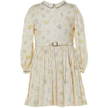 BOE - WOODLAND PRINT DRESS - CREAM
