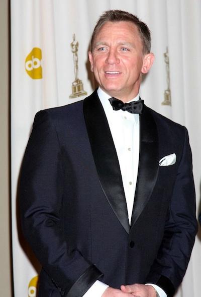 Daniel Craig S Suits Top 5 James Bond Looks Joe Button