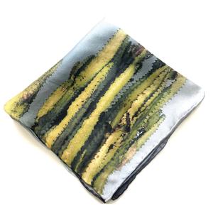Albion Silk Pocket Square