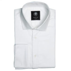 THE PREMIUM WHITE TWILL SHIRT (WOMEN)