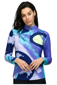 81144-Eclipse print sun shirt-248