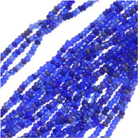 Czech Seed Beads 11/0 Blue Moon Mix (1 Hank)