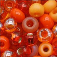 Czech Seed Beads 6/0 LA Sunset Mix (1 ounce)