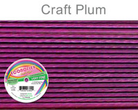 "Soft Flex Econoflex Beading Wire 010"" 30 Ft  Plum"
