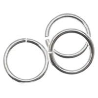 UnCommon Artistry Sterling Silver Open Jump Rings 8mm 20 Gauge (20)
