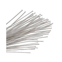 UnCommon Artistry®  Sterling Silver Head Pins 24 Ga. 2 Inch (20)