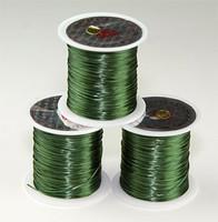Elastic Stretchy Cord 30 Meters Dark Green