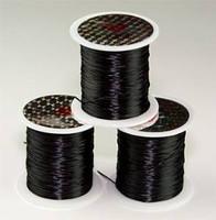 Elastic Stretchy Cord 30 Meters Black