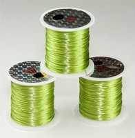 Elastic Stretchy Cord 30 Meters Light Green