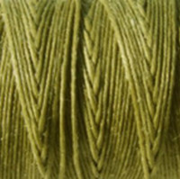 Waxed Irish Linen - 2 ply - Olive Drab (10 yds)