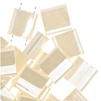 Miyuki Tila Beads, Antiqued Ivory Pearl Ceylon, 10 grams