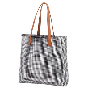 Houndstooth Tailgate Tote