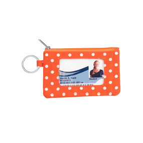 Orange Dot ID Case