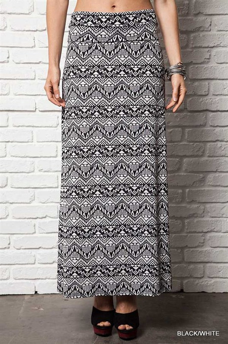 How Good It Can Be Maxi Skirt