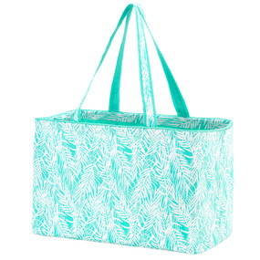 Poolside Palm Ultimate Tote