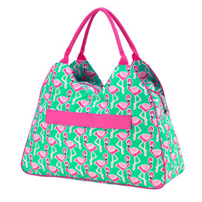 Flamingle Beach Bag