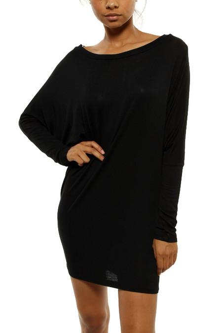 PS Plus Piko Style Top - Black