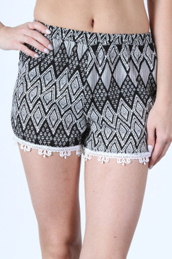 Let's Have A Party Shorts
