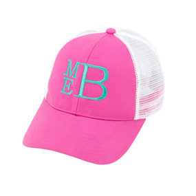 Hot Pink Trucker Hat