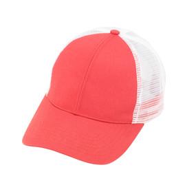 Coral Trucker Hat
