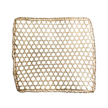 WALL DECOR, Open Woven Bamboo by Tine K Home