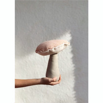 MUSIC BOX, MUSHROOM, Powder Pink by Annabel Kern