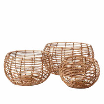 RATTAN BASKETS, Collect