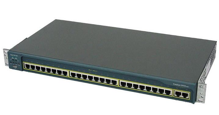 WS-C2950-24 | Cisco WS-C2950-24| Catalyst 2950 24 Port 10/100 Switch