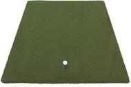Ultimate Tee Mat - 4' x 5' holding standard golf tee