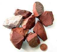 Raw Red Jasper - extra large
