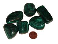 Tumbled Malachite - Size Huge