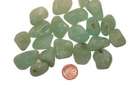 Tumbled Prehnite - Size Medium