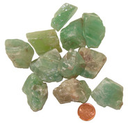 Green Calcite - Size XXL