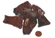 Mahogany Obsidian - Extra large