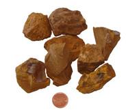 Yellow Jasper Rough Stones - extra large